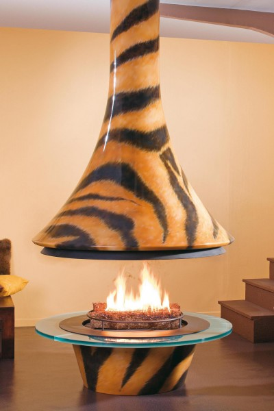Chimenea Savanna Paco Rabanne: Tigre Central