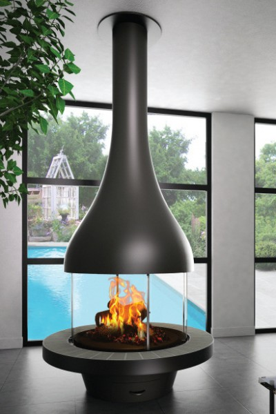 Chimenea Alexia 995 Central