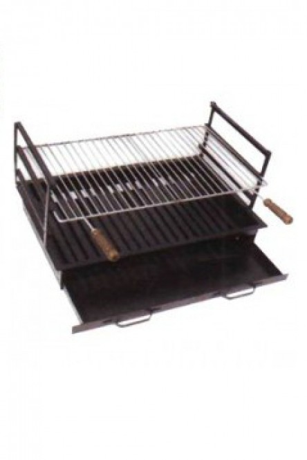 Kit of Ashtray-Grill to set